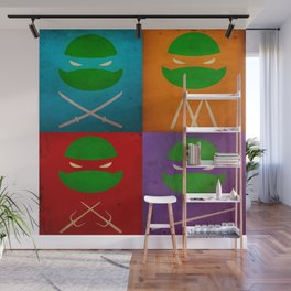 TMNT Collection Wall Mural