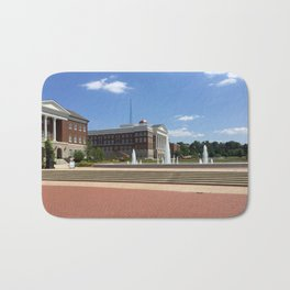 Belmont University Fountains Bath Mat