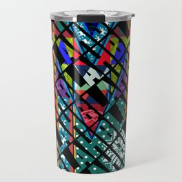 Holiday color Travel Mug
