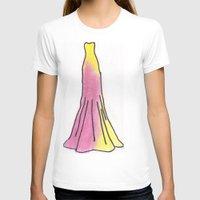 gryffindor T-shirts featuring Gryffindor Dress by AlwaysRiverose