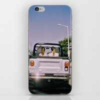 jeep iPhone & iPod Skins featuring Jeep by Warren Silveira + Stay Rustic