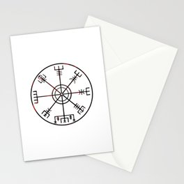 Vegvísir Stationery Cards