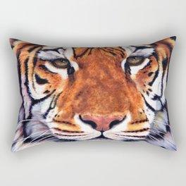 Tiger Sultan of Siberia Rectangular Pillow