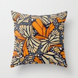 monarch Throw Pillow
