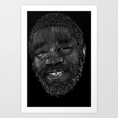Horace Andy Art Print