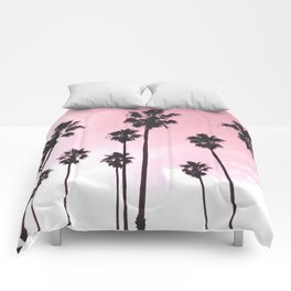 Palms & Sunset Comforters