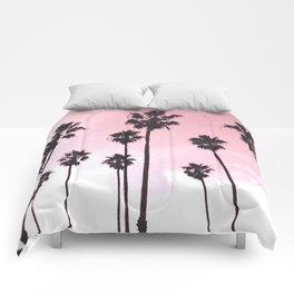 Palms & Sunset Comforters