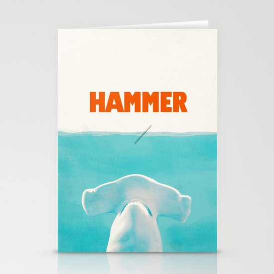 Hammer Stationery Cards