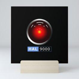 HAL 9000 Mini Art Print