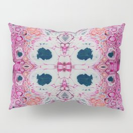 Fragmented 69 Pillow Sham