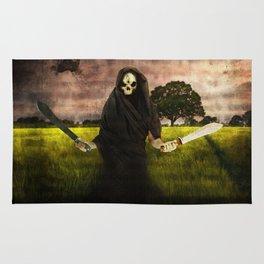 Death loves you Rug