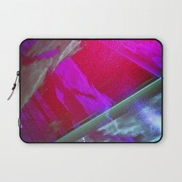 Signs in the Sky Collection III- Streaks and lights Laptop Sleeve