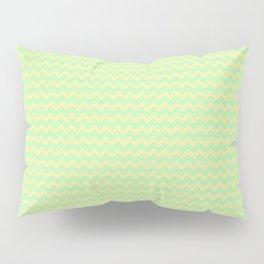 Pineapple Chevrons by Squibble Design Pillow Sham