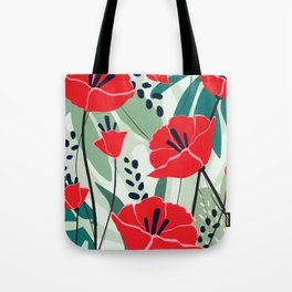 poppy seed Tote Bag