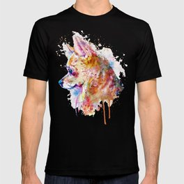 Watercolor Chihuahua T-shirt