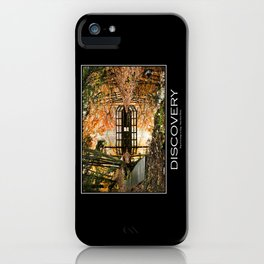 Inspirational Discovery iPhone Case