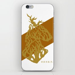 Golden Venison iPhone Skin
