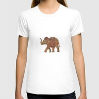 baby elephant T-shirts featuring  Elephant baby by valzart