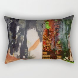 Dark Forest Rectangular Pillow