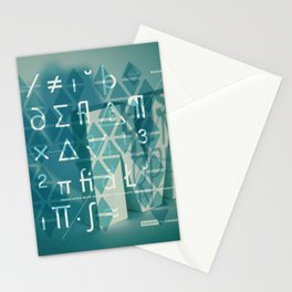 Subject To Change Stationery Cards
