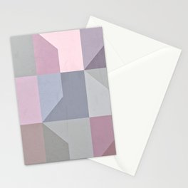 Pale Slates Stationery Cards