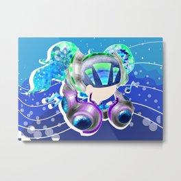 DJ Sona Metal Print