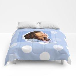 Harry Styles Polka Dot Comforters