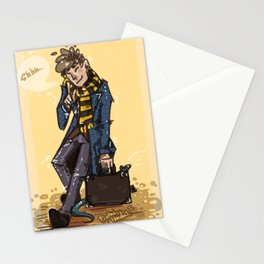 Messy Suitcase Stationery Cards