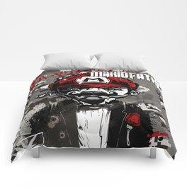 Super Mario Father Comforters