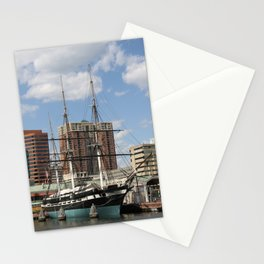 USS Constellation Stationery Cards