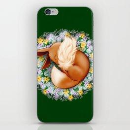 Peaceful Sleep (Eevee) iPhone Skin