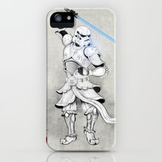 Samurai Trooper Slim Case iPhone (5, 5s)