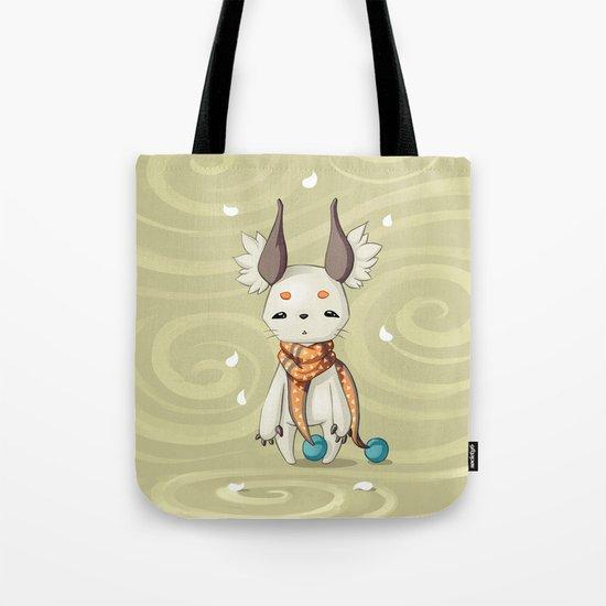 Fluffy Ears Tote Bag