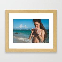 Camito Framed Art Print