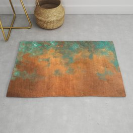 Green conquers all Rug