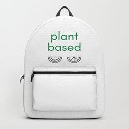 PLANT BASED - VEGAN Backpack