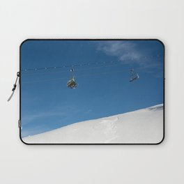 Chairlift Exchange Laptop Sleeve
