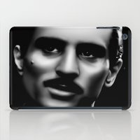 the godfather iPad Cases featuring the godfather R.D by Fotis