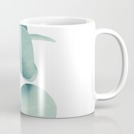 Eucalyptus Green Vibes #1 #foliage #decor #art #society6 Coffee Mug