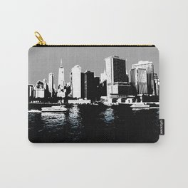 New York City From the Water Carry-All Pouch