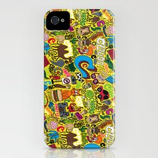 C Pattern iPhone (4, 4s) Slim Case
