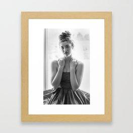 Keta Framed Art Print