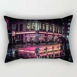 London Nights / Liam Wong Rectangular Pillow