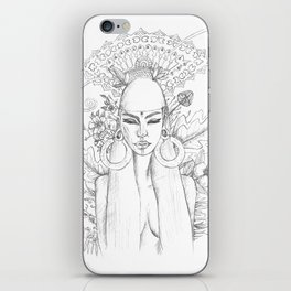 Divine Maya iPhone Skin