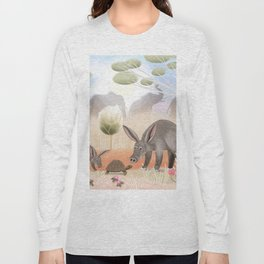 Aardvark Long Sleeve T-shirt