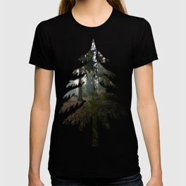 Divided In Fall (There Are No Picnics Here) T-shirt