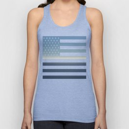 Two colours Unisex Tank Top