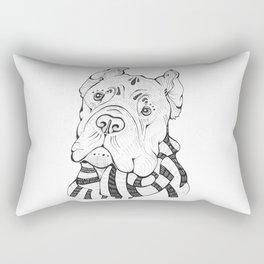 Cane Corso Rectangular Pillow