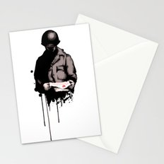 War Letter Stationery Cards