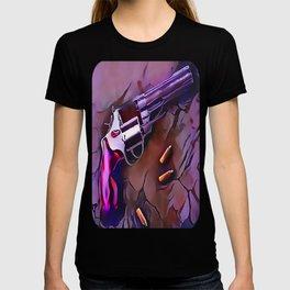 The Wheel Gun T-shirt